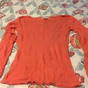 Michael Kors brand woman's XS cashmere blend top